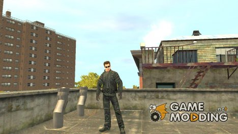 Арнольд Шварценеггер v.1 for GTA 4
