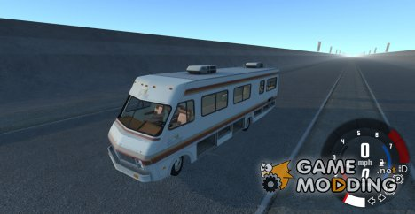 Fleetwood Bounder 31ft RV 1986 for BeamNG.Drive