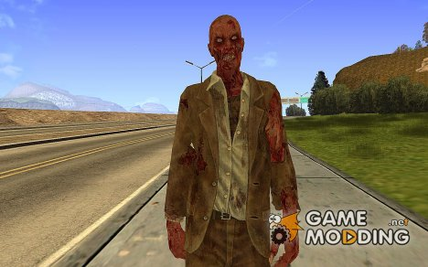 Crimson Zombie Skin for GTA San Andreas