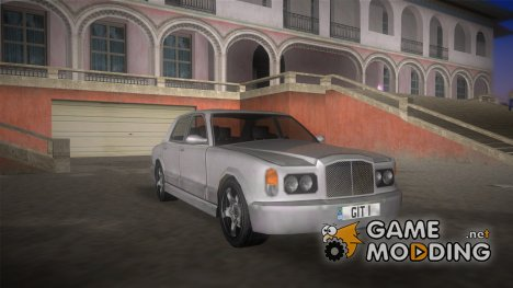 Bentley Arnage для GTA Vice City