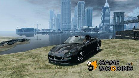 Maserati 3200 CampioCorsa для GTA 4