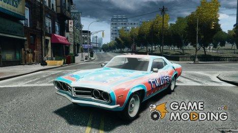 Afterburner Flatout UC for GTA 4
