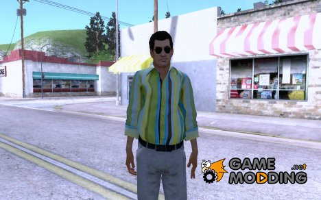 Joe Barbaro for GTA San Andreas