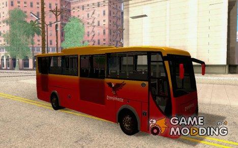 Transjakarta Hino Evo C for GTA San Andreas
