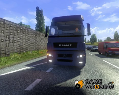 Russian Traffic Pack v1.1 for Euro Truck Simulator 2