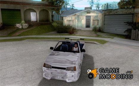 ВАЗ 2108 Кабриолет for GTA San Andreas