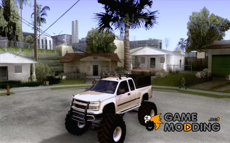 Chevrolet Colorado Monster для GTA San Andreas