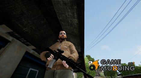 M16A4 Acog для GTA 4