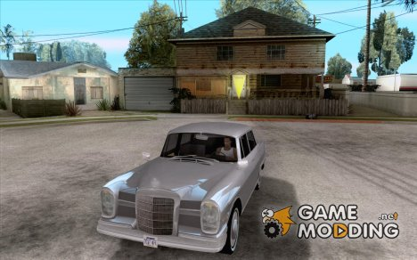 Mercedes-Benz 300SE US для GTA San Andreas