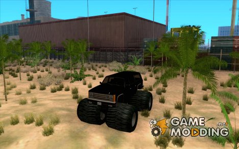 FBI Monster for GTA San Andreas
