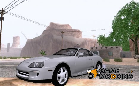 Toyota Supra RZ 98 Twin Turbo для GTA San Andreas