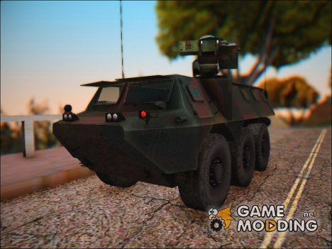 Pindad Anoa APC for GTA San Andreas