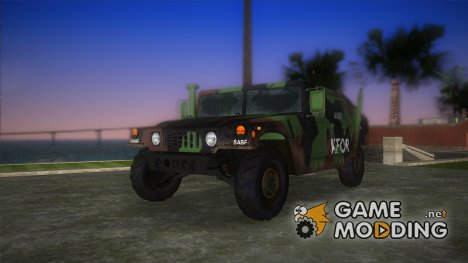 HMMWV M-998 1984 Woodland KFOR for GTA Vice City