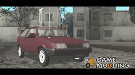 ВАЗ 2108 игрушка на радиоуправлении в СССР for GTA San Andreas