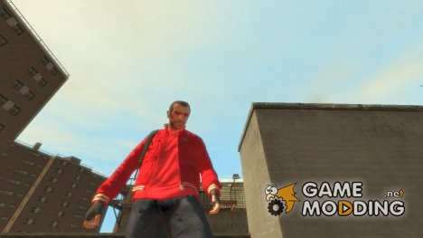 Куртка Tom Tailor Denim для GTA 4