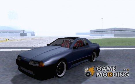 Elegy Tuned By Nakazato для GTA San Andreas