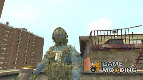 SAS Assault для GTA 4