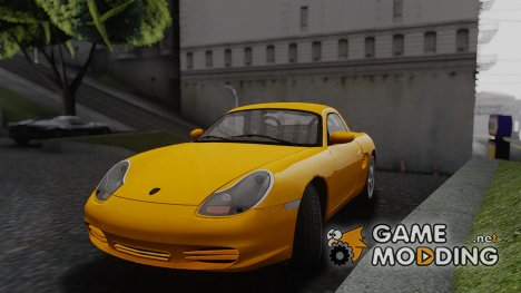 Porsche Boxster S (986) US-Spec for GTA San Andreas