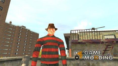 Фредди Крюгер for GTA 4