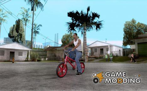 Skyway BMX for GTA San Andreas