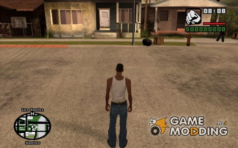 Town and Zone Texts для GTA San Andreas