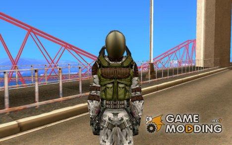 """Научный костюм """"Монолита"""" for GTA San Andreas"""
