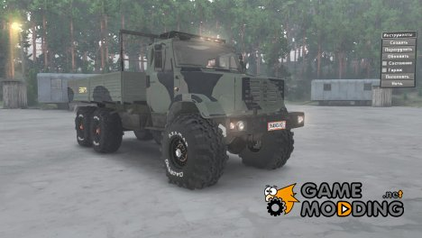 ЗиЛ 4334 v 2.0 for Spintires 2014