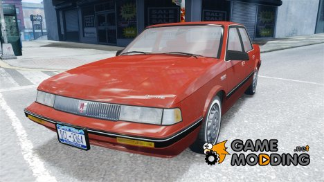 Oldsmobile Cutlass Ciera 1993 for GTA 4