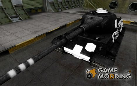 Зоны пробития Löwe for World of Tanks