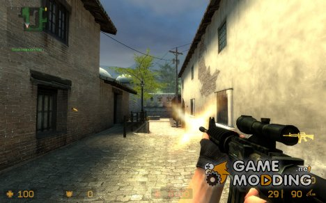 Timmy´s m4 Muellmanns version for Counter-Strike Source