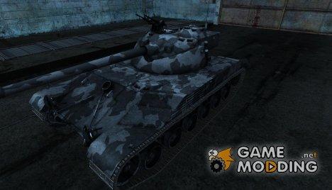 Шкурка для Bat Chatillon 25 t №7 для World of Tanks