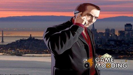 Загрузочные экраны Сан Франциско для GTA 4