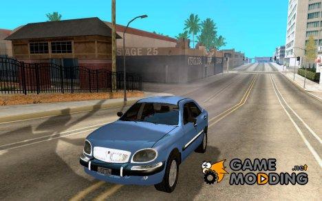 ГАЗ 3111 для GTA San Andreas