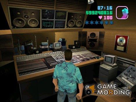 Интерьеры для GTA Vice City