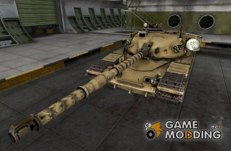 Ремоделинг FV4202 105 for World of Tanks