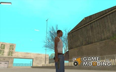 Пистолет Токарева ТТ for GTA San Andreas
