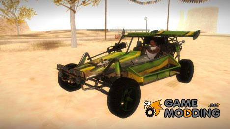Devilbwoy's Buggy From Mercenaries 2 World in Flames для GTA San Andreas
