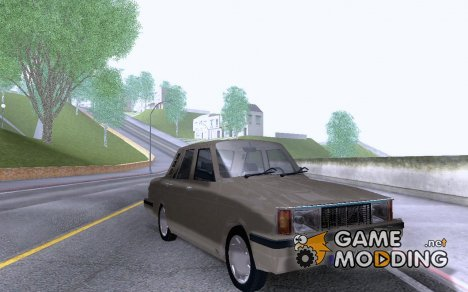 Peykan Iranian Car для GTA San Andreas