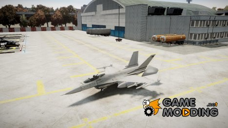 Fighter aircraft for GTA 4