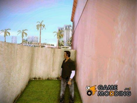 Новый стиль для Томми for GTA Vice City