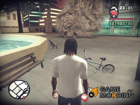 Новая граната для GTA San Andreas