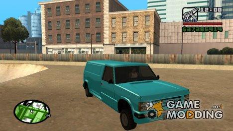 HunBurrito для GTA San Andreas