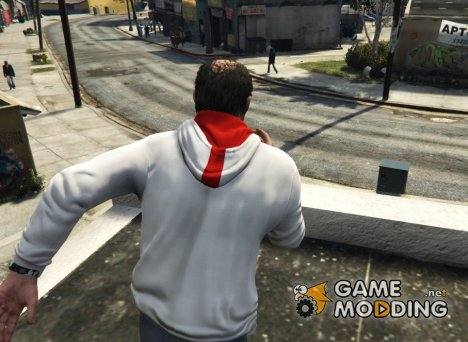 Desmond Miles jacket для GTA 5