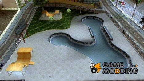Skate Park for GTA San Andreas