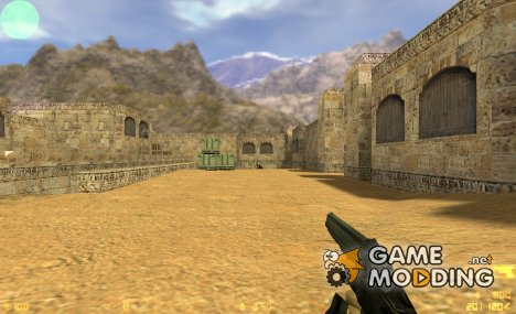APK Kalashnikov Automatic Pistol for Counter-Strike 1.6