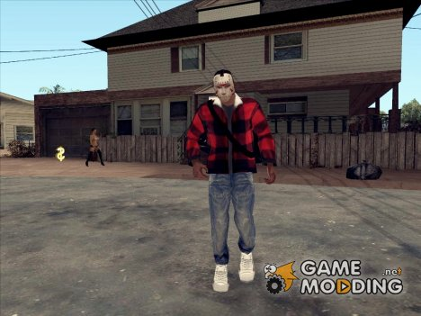 Куртка как у Майкла в GTA V for GTA San Andreas