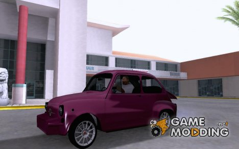 Zastava 750 Abarth for GTA San Andreas