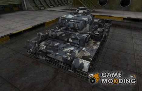 Немецкий танк PzKpfw III for World of Tanks