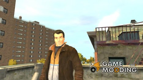 Пирс Броснан для GTA 4