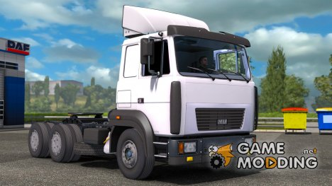 МАЗ 6422M for Euro Truck Simulator 2